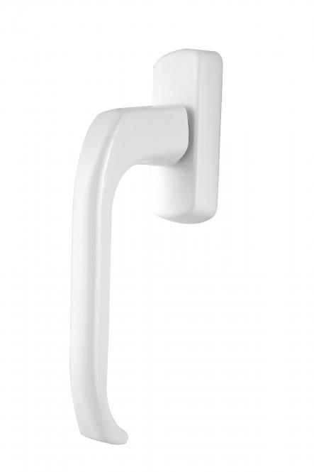 "window handle ""Dolly"", white RAL 9016 35x10"